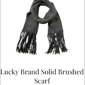 Lucky Brand Brushed Scarf